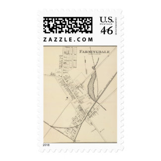 Farmingdale New Jersey Postage Stamps