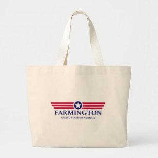 Farmington Pride Jumbo Tote Bag