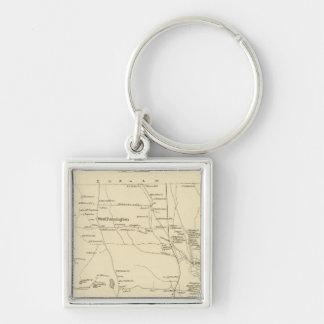 Farmington, Strafford Co Keychain