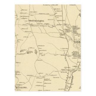 Farmington, Strafford Co Postcard