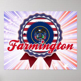 Farmington, UT Poster