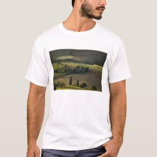 Farmland around Montepulciano, Tuscany, Italy T-Shirt