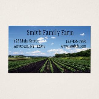 Farmland Business Card