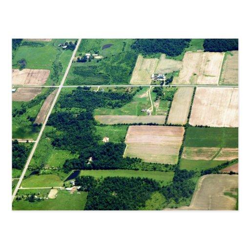 Farmland Crossings Post Cards