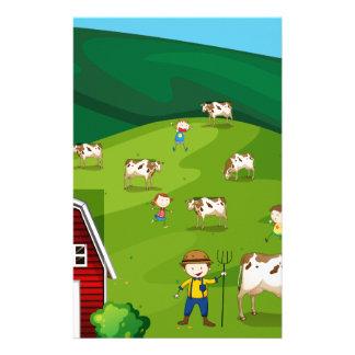 Farmland Stationery