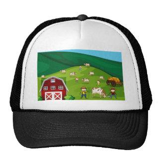 Farmland Trucker Hat