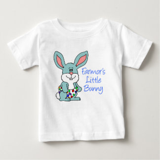 Farmor's Little Bunny Baby T-Shirt