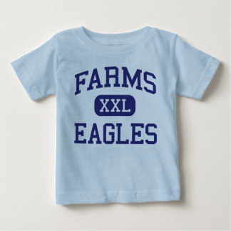 Farms Eagles Middle School Brighton Michigan Tshirt