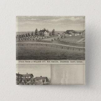 Farms in Greenwood County, Eureka, Kansas Button