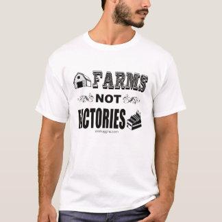Farms Not Factories T-Shirt
