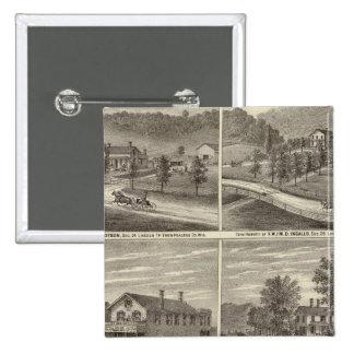 Farms, residences, stores pin