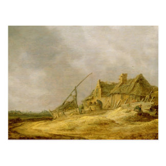 Farmstead, 1632 postcard