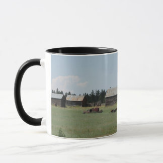 Farmstead, Friend, Oregon Mug