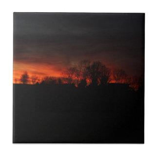 Farmstead Sunset Tile