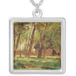 Farmstead under Trees Custom Jewelry