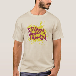 FarmTown Graffiti T-Shirt
