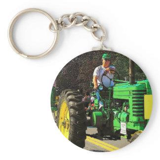 farmtractors keychain
