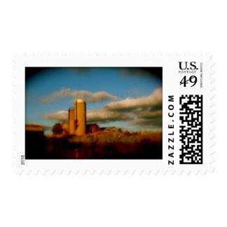 Farmview Stamp