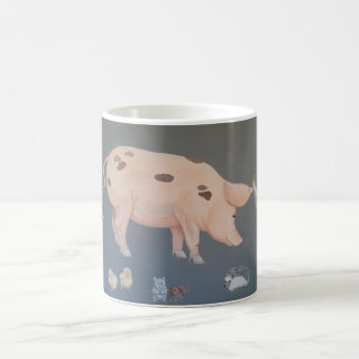 Farmyard Animals Mug