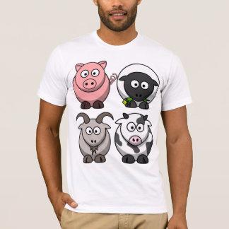 Farmyard / Barnyard Animals Tee
