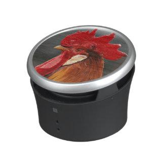 Farmyard Domestic Rooster Speaker