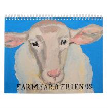 Farmyard Friends Calendar