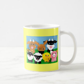Farmyard Gang Mug