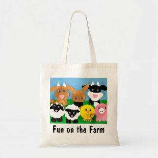 Farmyard Gang Tote Bag