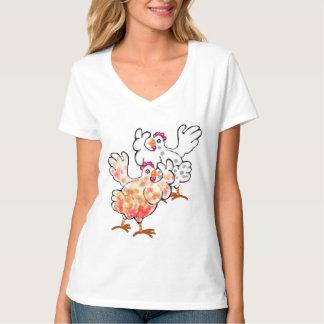 farmyard hens T-Shirt