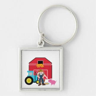 Farmyard Keychains