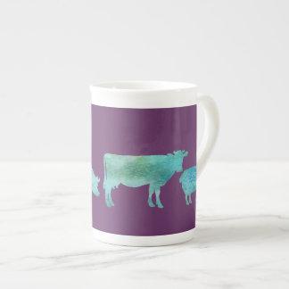 Farmyard Parade Tea Cup
