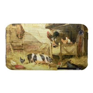 Farmyard Scene Case-Mate iPhone 3 Case