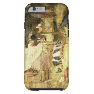 Farmyard Scene iPhone 6 Case