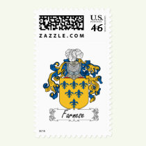 Farnese Family Crest Stamps
