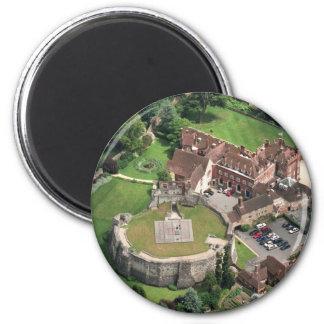 Farnham Castle 2 Inch Round Magnet