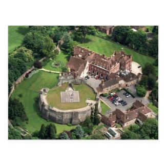 Farnham Castle Postcard