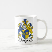 Farnham Family Crest Mug
