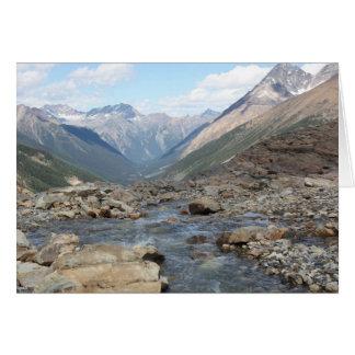 Farnham Glacier Blank Card