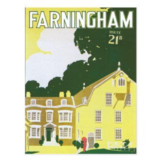 Farningham Postcard