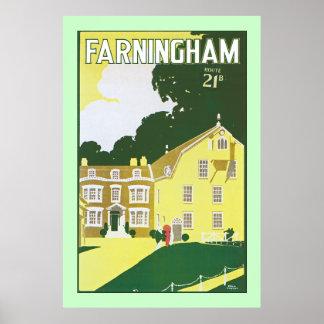 Farningham Poster