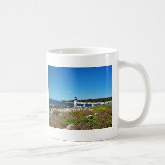 Faro 11 de Maine Tazas De Café