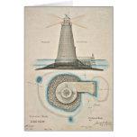 Faro 1849 felicitación