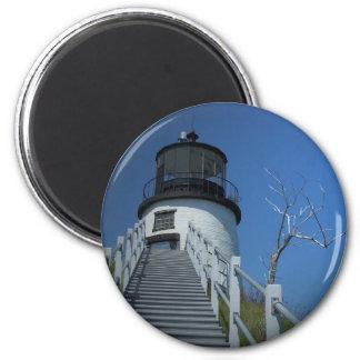 Faro 18 de Maine Imán Redondo 5 Cm