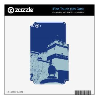 Faro 1 iPod touch 4G skin