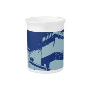 Faro 1 jarra de beber