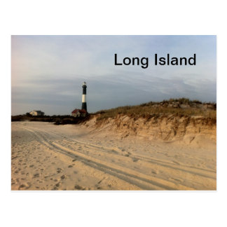 Faro 2 de Long Island Postales