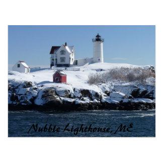 Faro 4 de Maine Postales