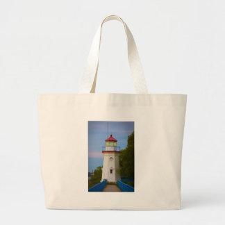 Faro #6548 de Cheboygan Bolsa De Mano
