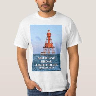 Faro americano del bajío, camiseta de la Florida