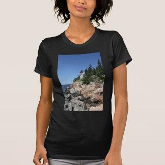 Faro bajo 5 del puerto camiseta